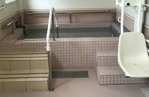 入浴(介護保険適用)