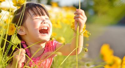毎日笑顔で過ごせます!